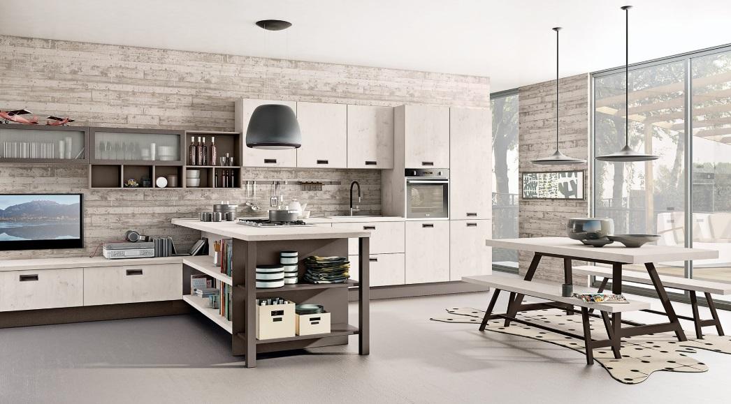 Cucina Creo Kitchens Lube Cucine Moderna E Vintage Modello