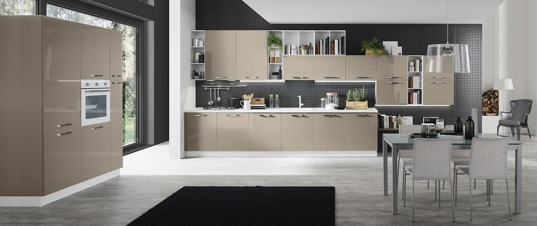 Cucine Lube Commenti : Cucina moderna modello korinna evo cucine mobil discount