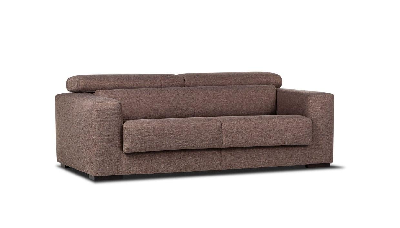 Divano Reclinabile Due Posti : Divano moderno con poggiatesta reclinabili posti modello