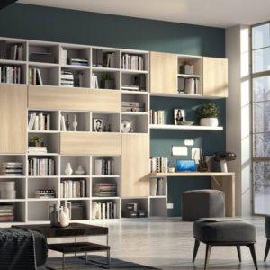 Libreria_Soggiorno_Componibile
