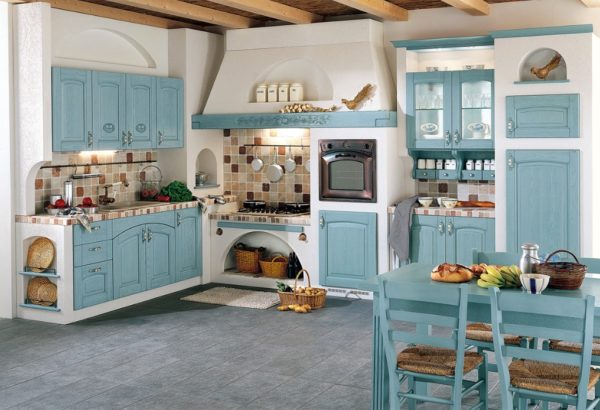 Cucina_Muratura_Classica